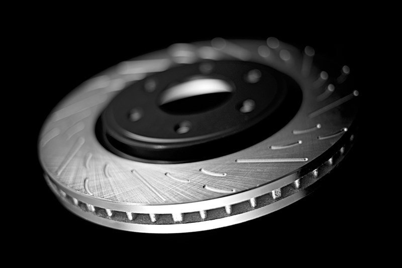 drift II II's adam's rotors exclusive triple curve/single slot curved slotted machined performance rotor