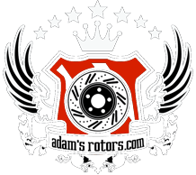 adam's rotors | custom brake rotors, made-to-order